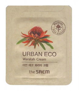 The Saem Urban Eco Waratah Cream 1ml