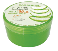 Baroness Aloe Vera Soothing gel 99% 300ml