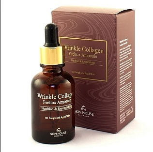 The Skin House Wrinkle Collagen Ampoule 30ml