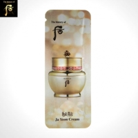 The History of Whoo Ja Yoon Cream 1ml