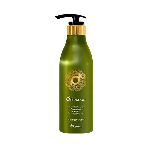 Moran Professional Shampoo (for oily scalp) 500g