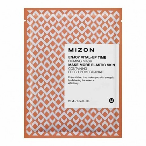 Mizon Enjoy Vital-Up Time Antiwrinkle Mask Return Your Face Young