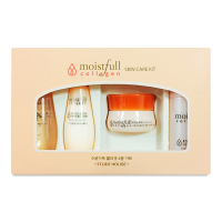 Etude House Moistfull Collagen Skin Care Set 4ea