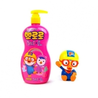 Pororo 3 in 1 shampoo 400g + watergun
