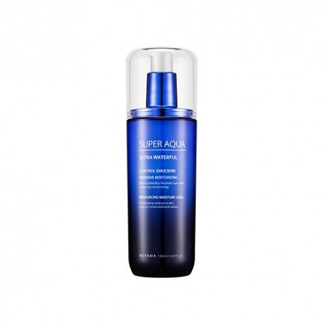 MISSHA Super Aqua Ultra Waterfull Control Emulsion 130 ml