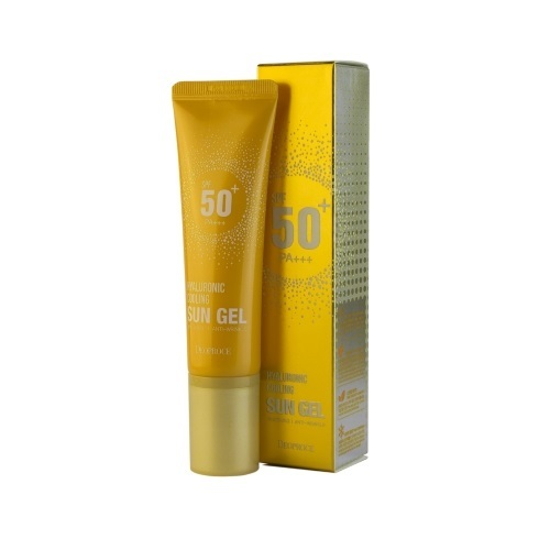 Deoproce Hyaluronic Cooling Sun Gel SPF 50 PA+++ 50g