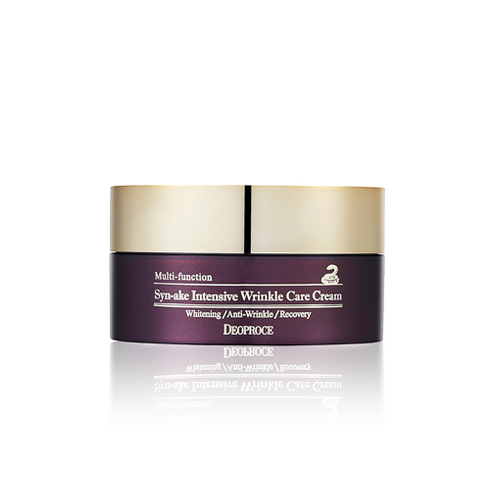 Deoproce Synake Intensive Wrinkle Care Cream 100g
