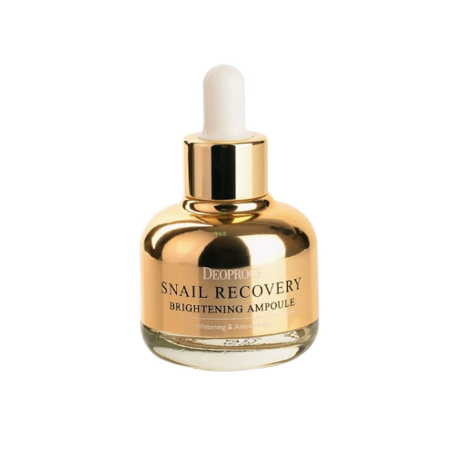 Deoproce Snail Recovery Brightening Ampoule 30ml