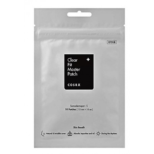 COSRX Clear Fit Master Patch 18ea