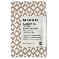 Mizon Barrier Oil Cream Moisturizing Radiance Glow Skin 1ml