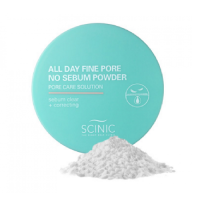 Scinic All Day Fine Pore No Sebum Powder 5g