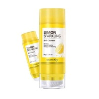SECRET KEY Lemon Sparkling Stick Cleanser 38g