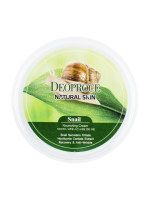 DEOPROCE Natural Skin Snail Nourishing Cream 100ml