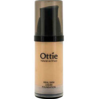 Ottie Real Skin Liquid Foundation 30ml #1