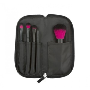 Набор кистей Color Me Fuchsia Brush Set (BR-SET-021)