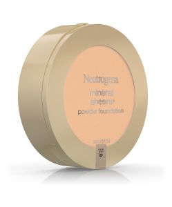 Минеральная компактная пудра Mineral Sheers Compact Powder Foundation, Natural Beige