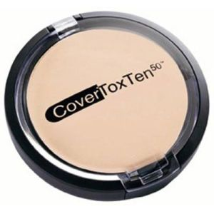Компактная пудра Covertoxten™ Wrinkle Therapy Face Powder, Translucent Light