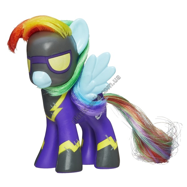 Пони Радуга Дэш Rainbow Dash as Shadowbolt
