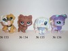 Littlest Pet Shop - Hasbro 134