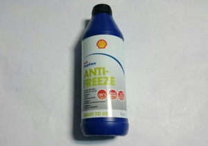 Антифриз Shell Easy Care 1л.