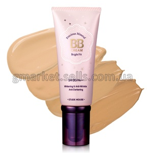 ББ крем ETUDE HOUSE Precious Mineral BB Cream Bright Fit SPF30