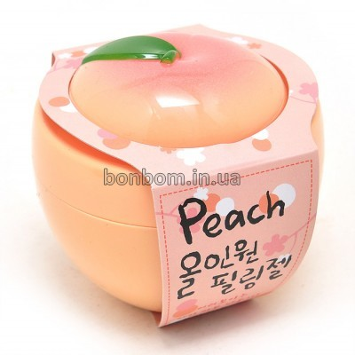 Персиковая скатка URBAN DOLLKISS Peach All-in-one Peeling Gel