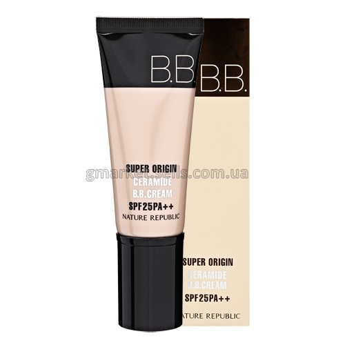 NATURE REPUBLIC Super Origin Ceramide BB Cream SPF25