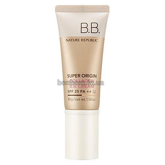 ВВ крем NATURE REPUBLIC Super Origin Ceramide BB Cream SPF25