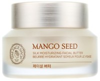 Глубокоувлажняющие крем The Face Shop Mango Seed Silk Moisturizing Facial Butter