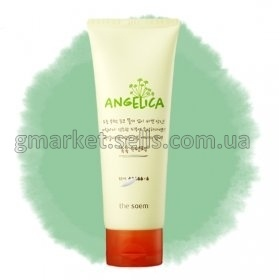 Ночную маску The Saem Angelica Chock Chock Sleeping Pack Translate