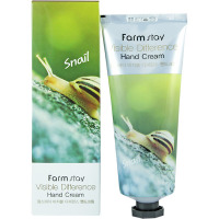 Крем для рук Farm Stay Visible Difference Hand Cream Snail