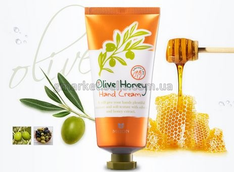 Крем для рук Mizon Olive Honey Hand Cream