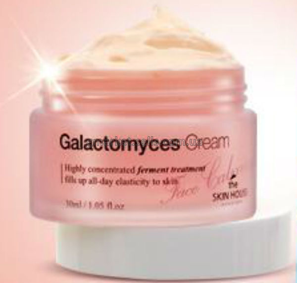 Омолаживающий крем The Skin House Face Calming GALACTOMYCES Cream