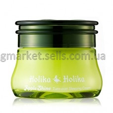 Ночной крем Holika Holika Apple Shine Turnover Sleeping Cream