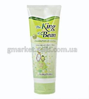 Пенка для умывания - Holika Holika The King of Bean Cleansing