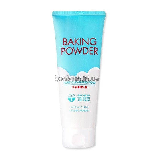 Глубоко очищающая пенка ETUDE HOUSE Baking Powder Pore Cleansing Foam