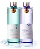 Тонер и Тонер-пилинг It's skin SUPERSIZE Pilling Softener