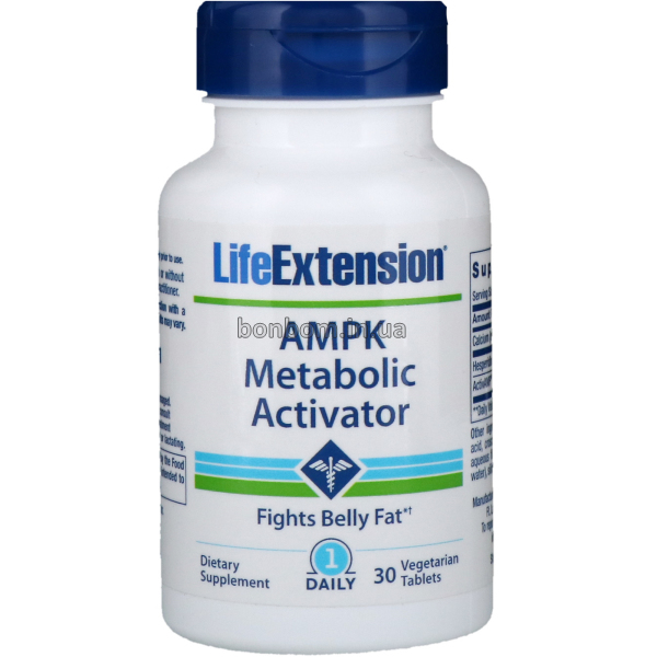 Активатор метаболизма Life Extension AMPK