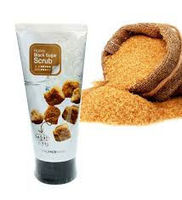 Скраб для лица The Face Shop Honey Black Sugar Scrub