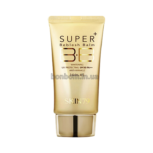 ББ крем SKIN79 Gold Super Plus Beblesh Balm SPF30