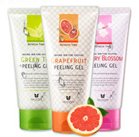 Пилинг Mizon Natural Skin Pure Solution Peeling Gel