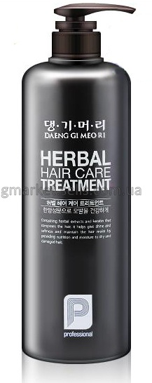 Лечение для волос Daeng Gi Meo Ri Herbal Hair Care Treatment