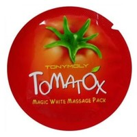 Маска TonyMoly Tomatox Magic White Massage Pack пробник