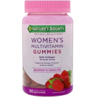 Комплекс витаминов для женщин с коллагеном Nature's Bounty Women's Multivitamin with Collagen